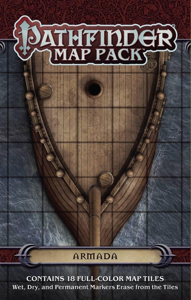Pathfinder Map Pack: Armada: Amazon.es: Radney-MacFarland, Stephen, Engle, Jason: Libros en idiomas extranjeros
