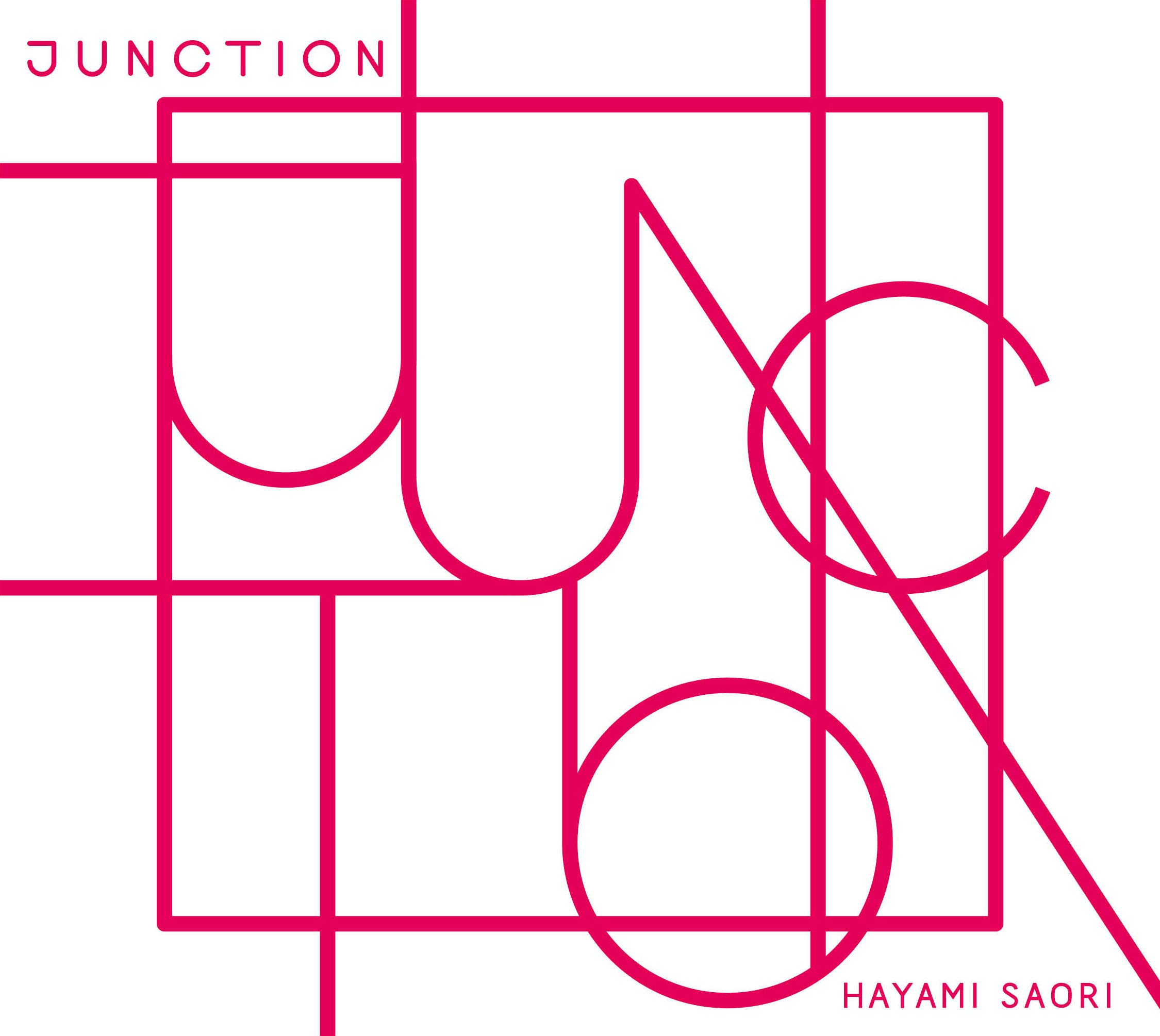 早見沙織/JUNCTION (CD+Blu-ray盤)