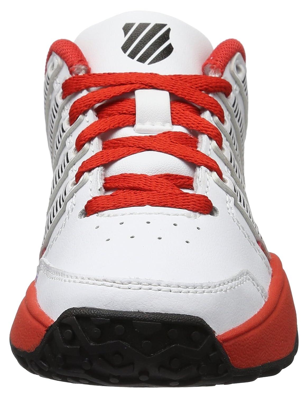 Chaussures de Tennis gar/çon K-Swiss Performance Court Impact LTR Omni
