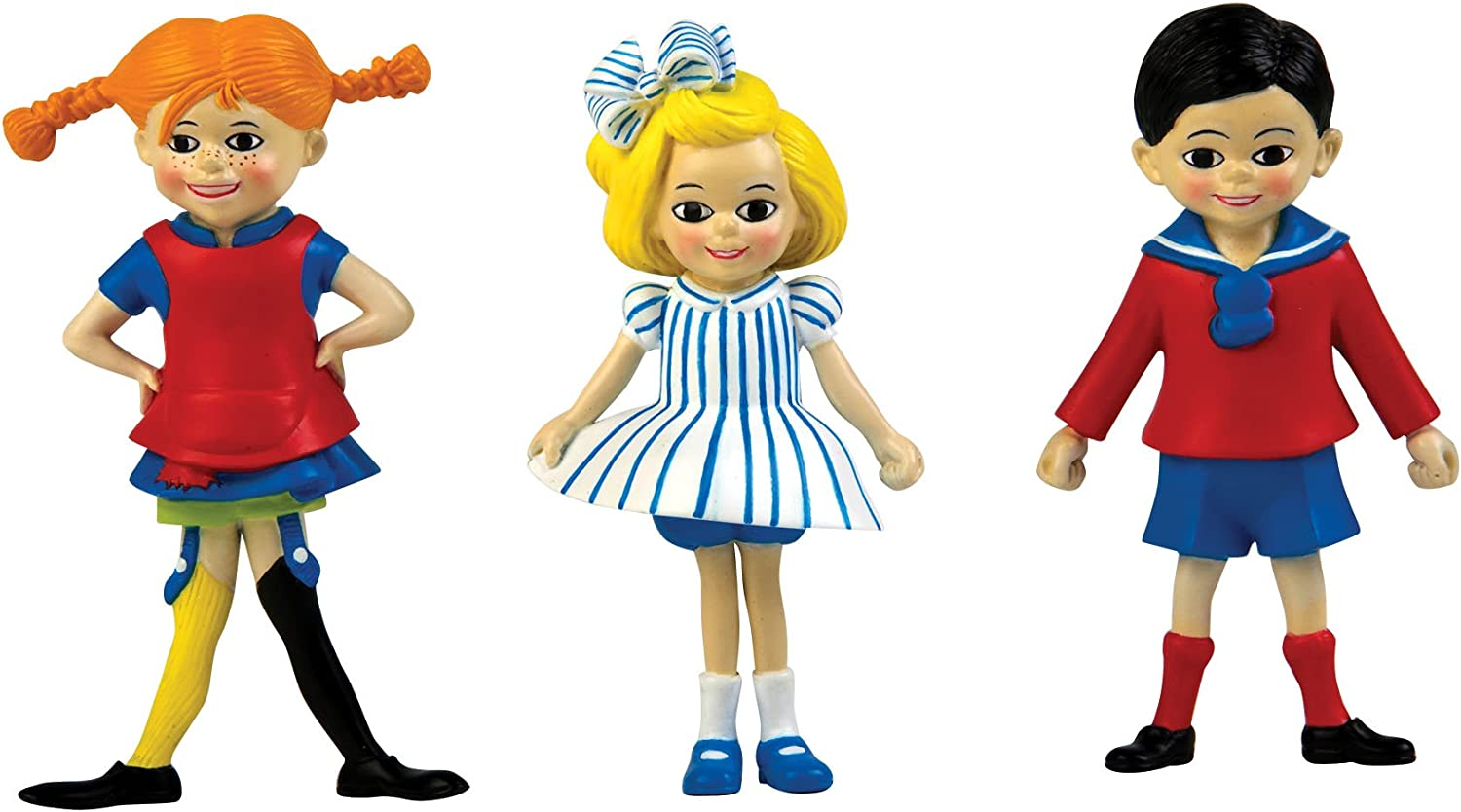 Amazon.es: Glow2B Pippi Langstrumpf 44.3690.00 Pippi, Annika y Tom ...