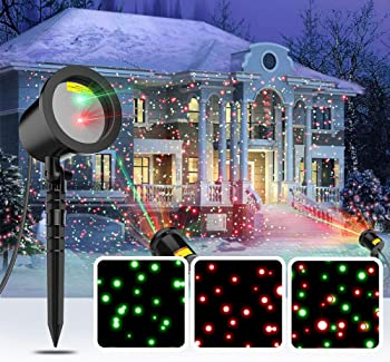 Coowoo Christmas Lights Projector
