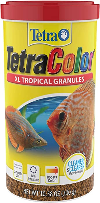 Tetra TetraColor Tropical Granules, 10.58 oz.