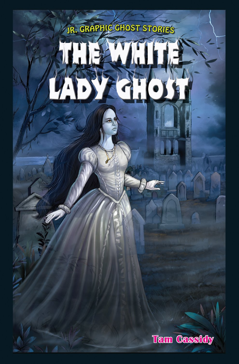 Download The White Lady Ghost (Jr. Graphic Ghost Stories) pdf epub