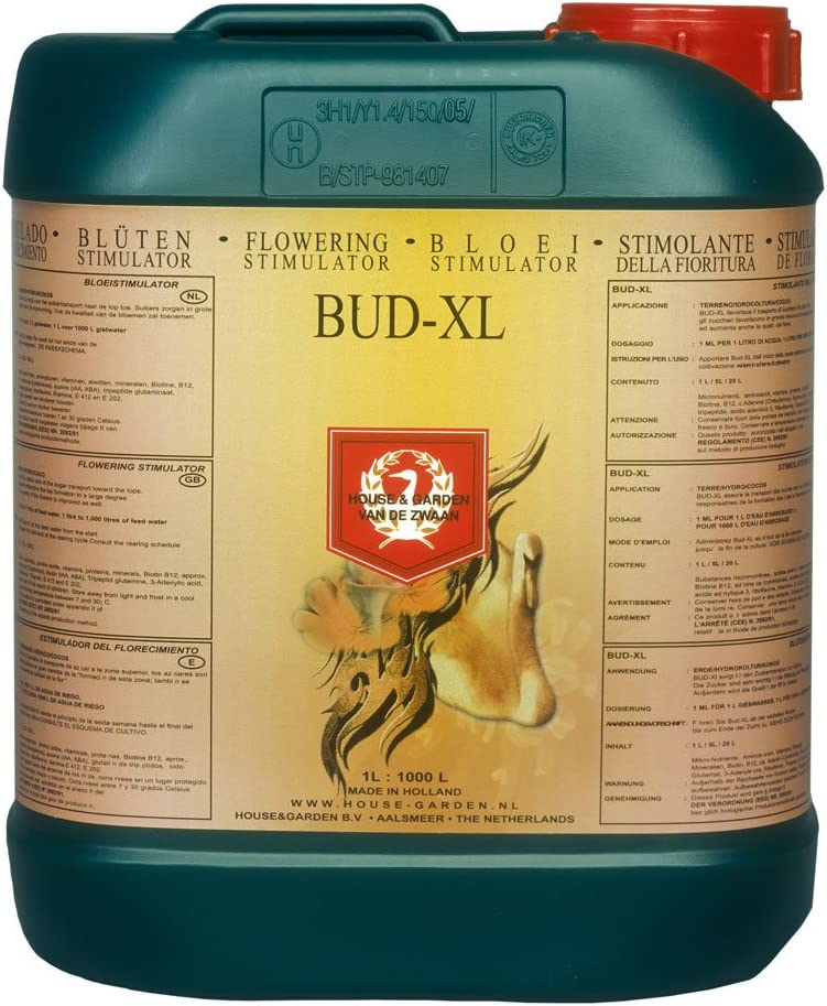 House and Garden Van De Zwaan Bud XL - 20 Liter