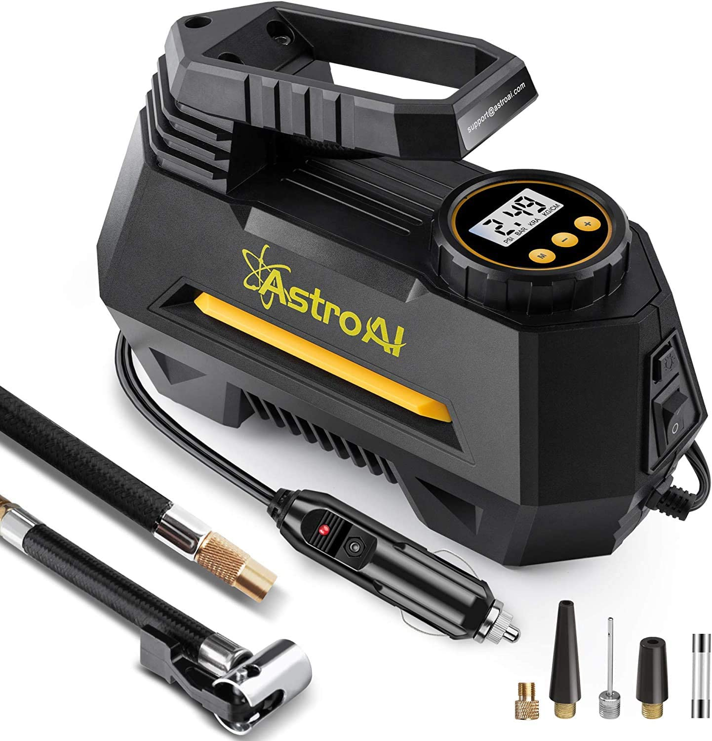 Top 6 Best Air Compressor for Automotive Air Tools [Buying Guide-2021] 6