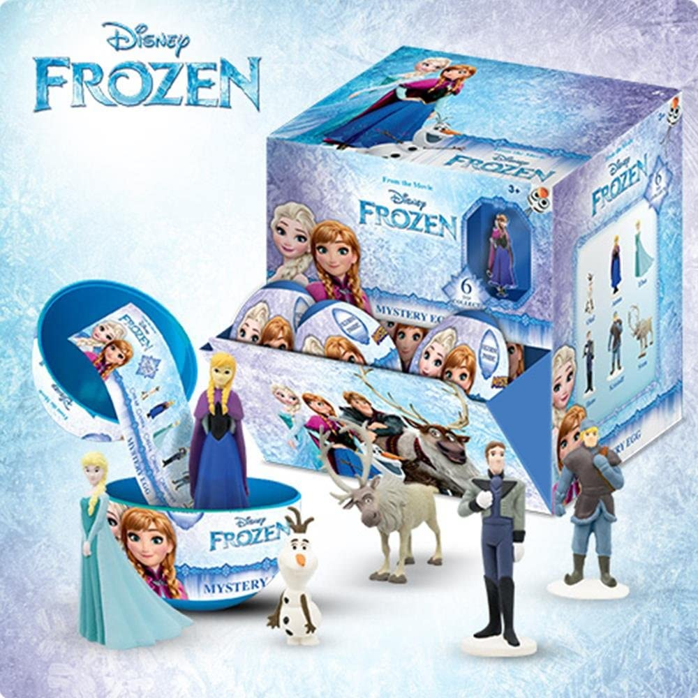 gaixample.org Frozen Figures Mystery Eggs Display 24 Toys & Games ...