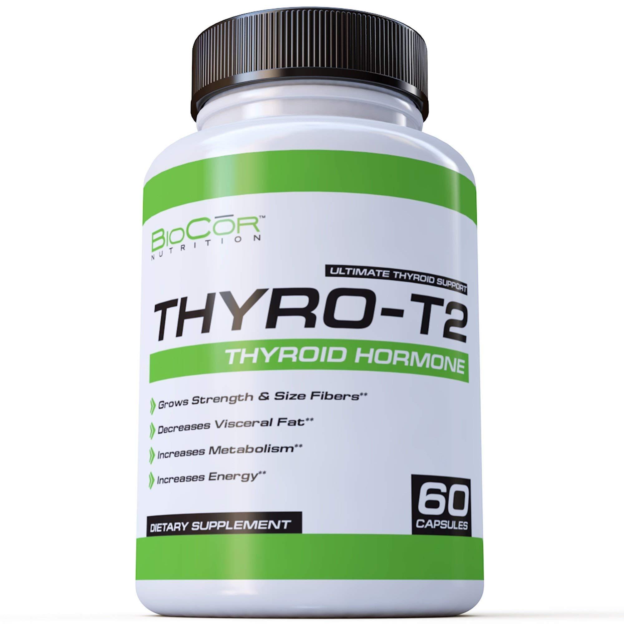 Lifeseasons, Thyro-T: Thyroid Support, 60 Count by Life Seasons
