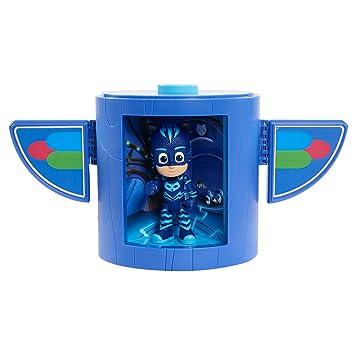 PJ Masks - Playset Transformación - Gatuno (Bandai 24711): Amazon.es: Juguetes y juegos
