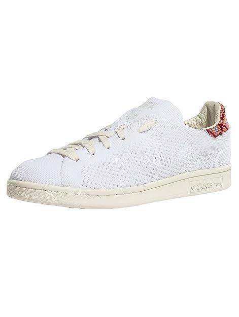 adidas Stan Smith PK, Scarpe da Fitness Bambino, Bianco (Ftwbla/Ftwbla/