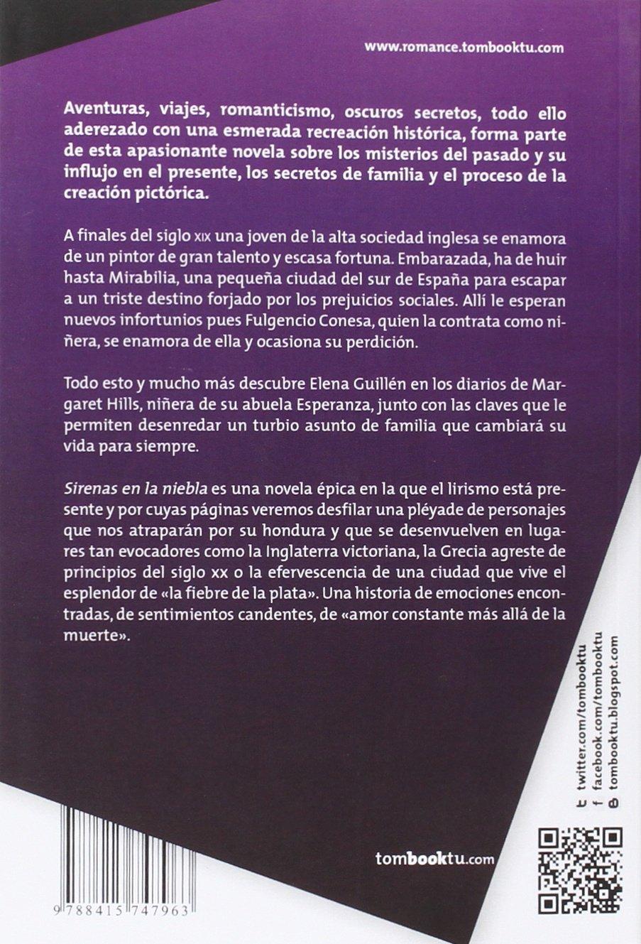 Sirenas en la niebla (Tombooktu Romance): Amazon.es: Ana María Alcaraz: Libros