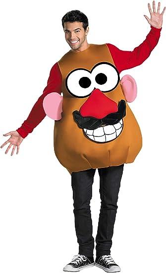 Mrs / Mr Potato Head Fancy Dress Costume Medium: Amazon.es ...