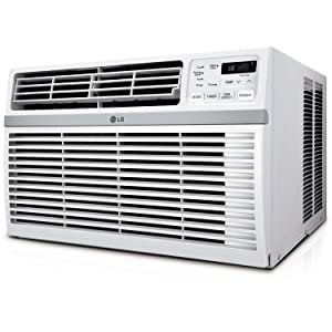 LG LW1516ER 15,000 BTU 115V Window-Mounted AIR Conditioner with Remote Control