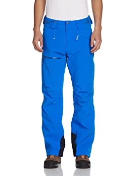 Bleu Pant Tailles Pantalon L Brillant Hommes Salomon Ski M xYqRxI