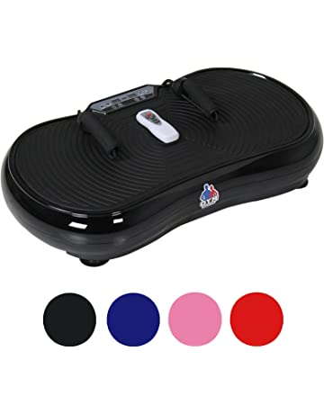 b01ce02e8606a GYM MASTER Slim Crazy Fit Vibration Plate With Silent Drive Motor - For  Weight Loss &