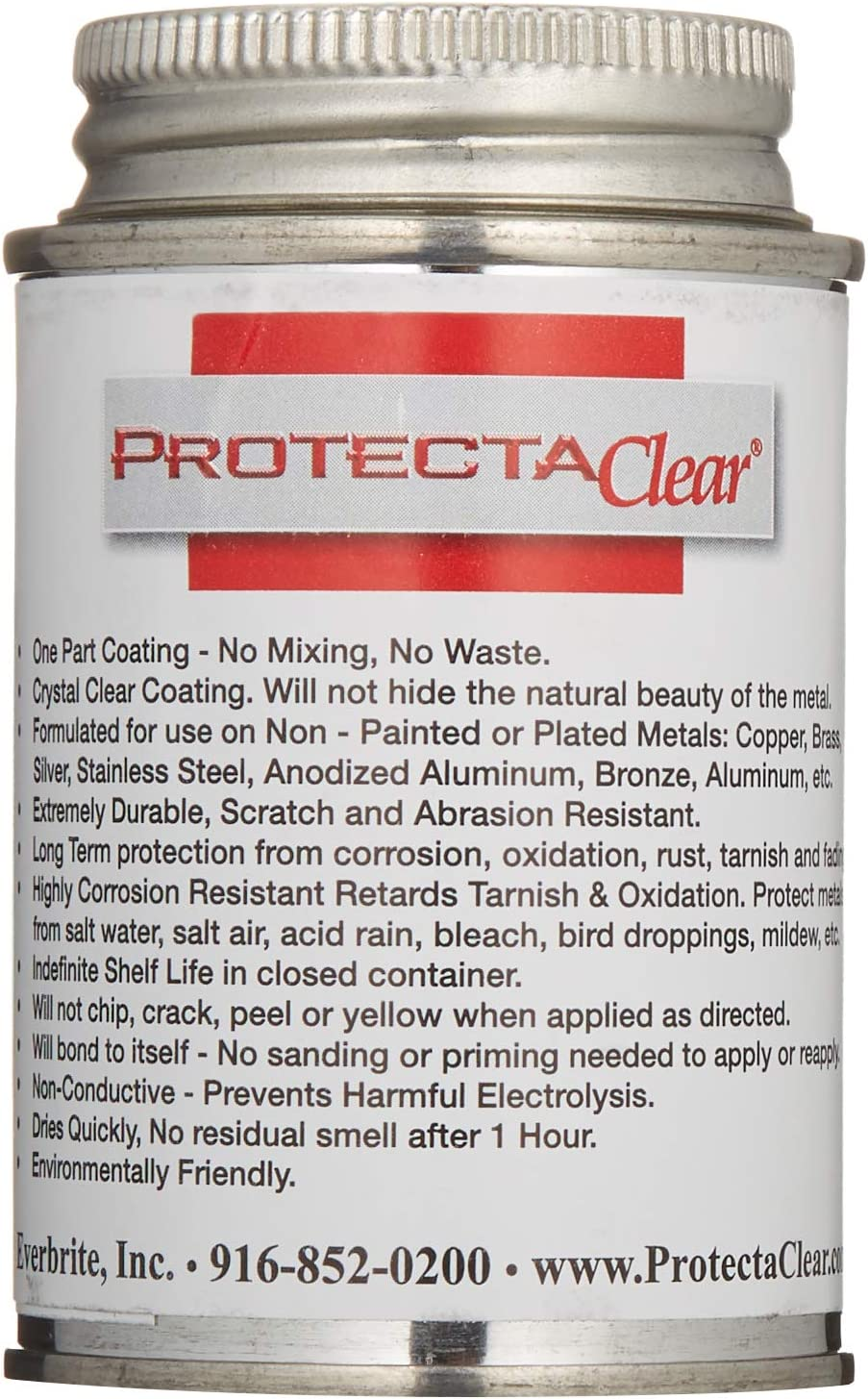 ProtectaClear 4 Oz. Clear, Protective Coating for Metal