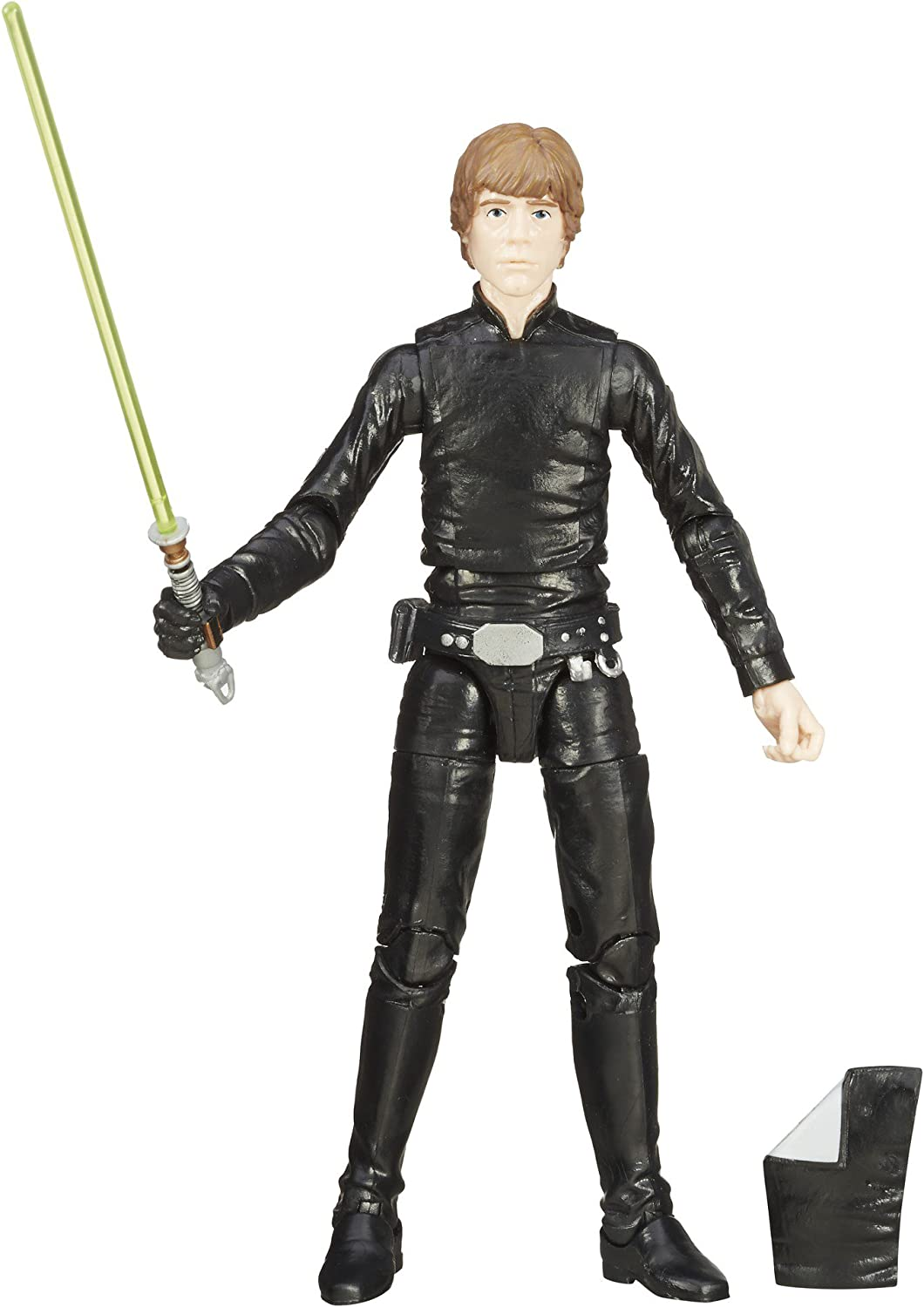 "Hasbro Star Wars The Black Series 6/"" inch Luke Skywalker in stock Jedi Knight"