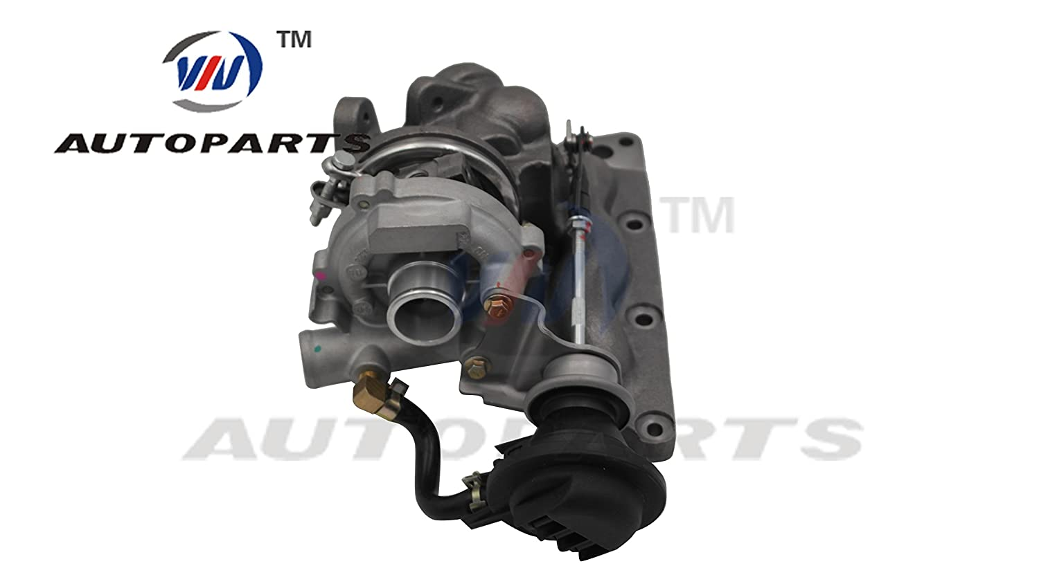Billet Turbocharger 727211-5001S for Smart-MCC M160 0.7L Gasoline Engine