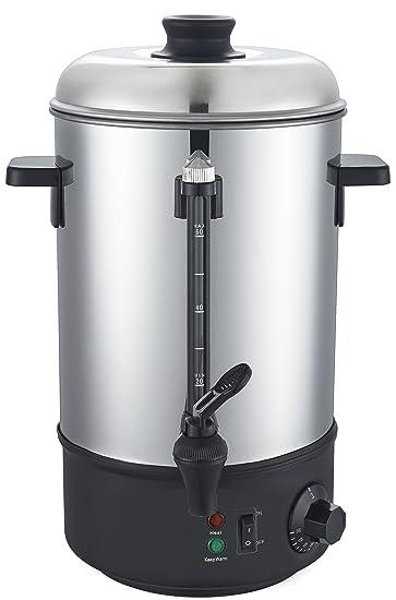 Amazon.de: 6 Liter Glühweinkocher Glühweinautomat Wasserkocher ...