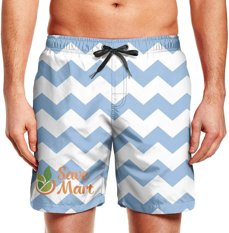 QDJIEJDFLP Mens Swim Trunks Quick Dry Beachwear Mens Boys Swimming Trunks Beach Board Shorts with Mesh Lining