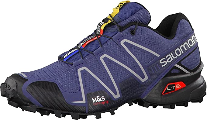 Salomon Speedcross 3 Zapatilla De Correr para Tierra - SS16-46.7: Amazon.es: Zapatos y complementos