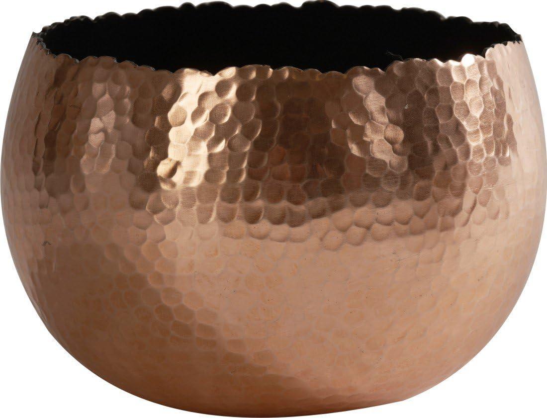 Ivyline AC30C 19//30 Hammered Bowl Copper//Black