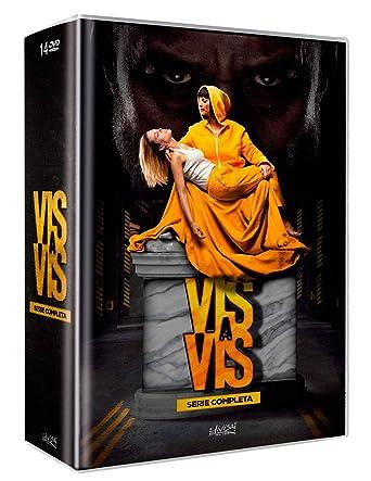Vis a vis - Serie Completa - DVD: Amazon.es: Maggie Civantos ...