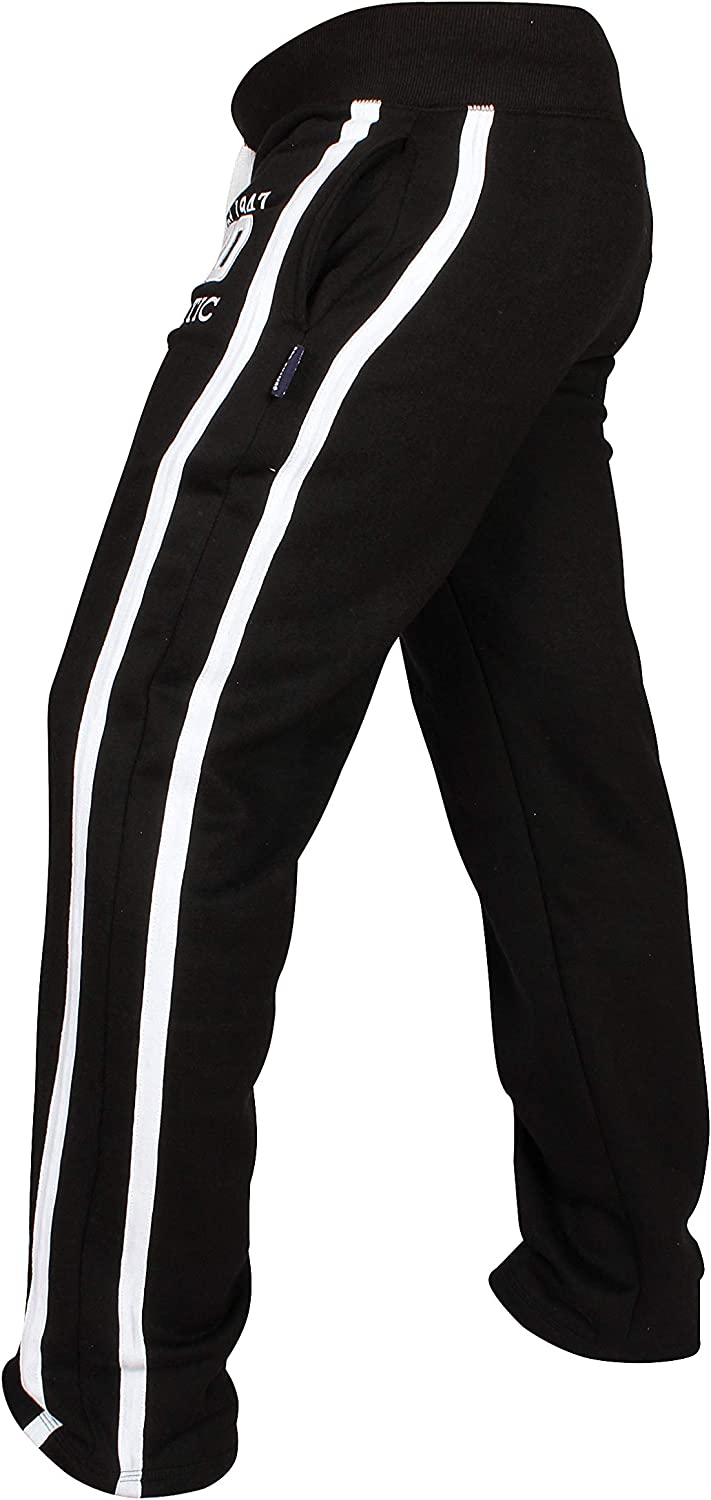ARD Mens Fleece Joggers Track Suit Bottom Jogging Exercise Fitness Boxing MMA Gym Sweat Fleece Trousers