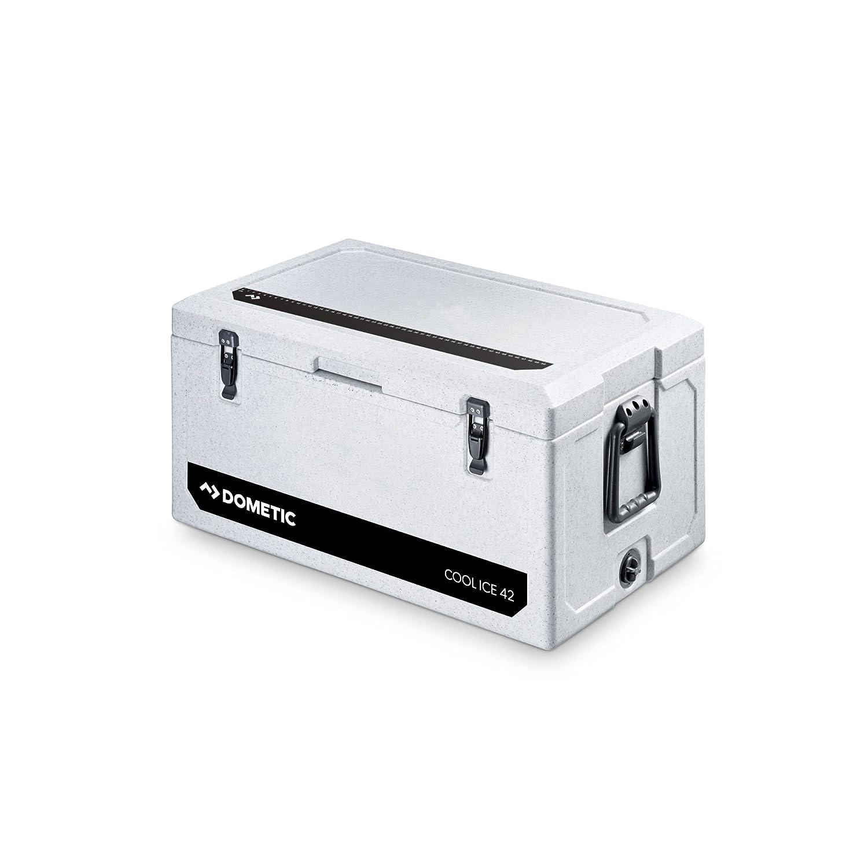 Dometic Cool-Ice WCI 42, tragbare passiv-Kühlbox/Eisbox, 41 Liter, für Auto, Lkw, Stiefel, Camping, Ideal für Angler und Jäger