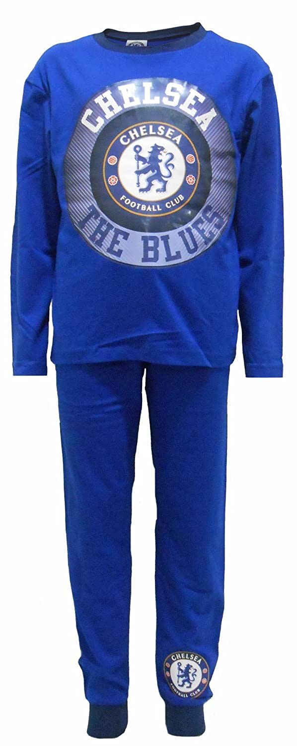 Chelsea Football Club Crest Pajamas