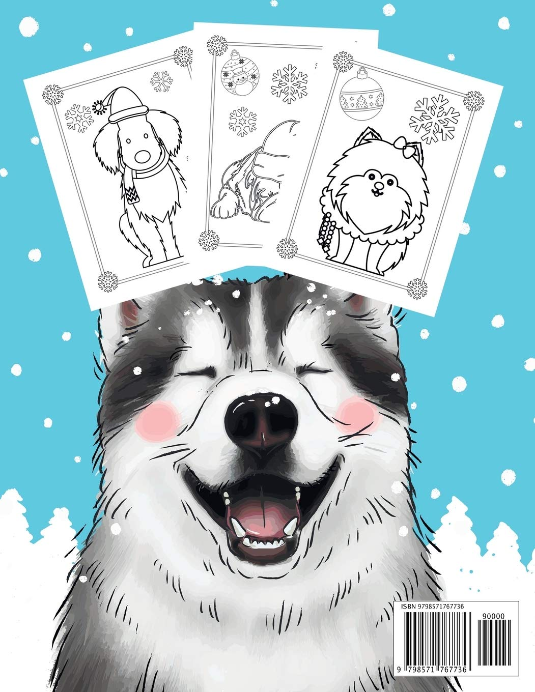 Cute Christmas Dogs Coloring Book For Kids Gifts Ideas For Puppy Lover And Puppies Owners Dog Lover Gifts For Toddlers Kids Ages 4 8 Girls Ages 8 12 Or Adult Relaxation Crayola Khim