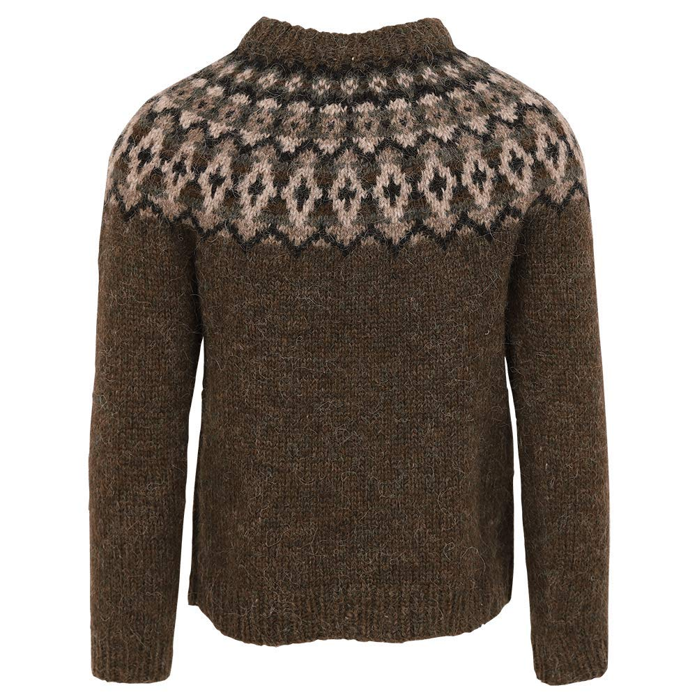 cbe477200 ICEWEAR Snorri Mens Hand Knitted Wool Sweater
