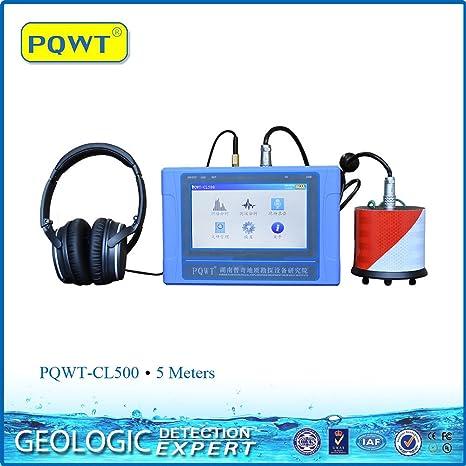 Sensitive PQWT-CL500 - Detector de fugas de agua ultrasónico (5