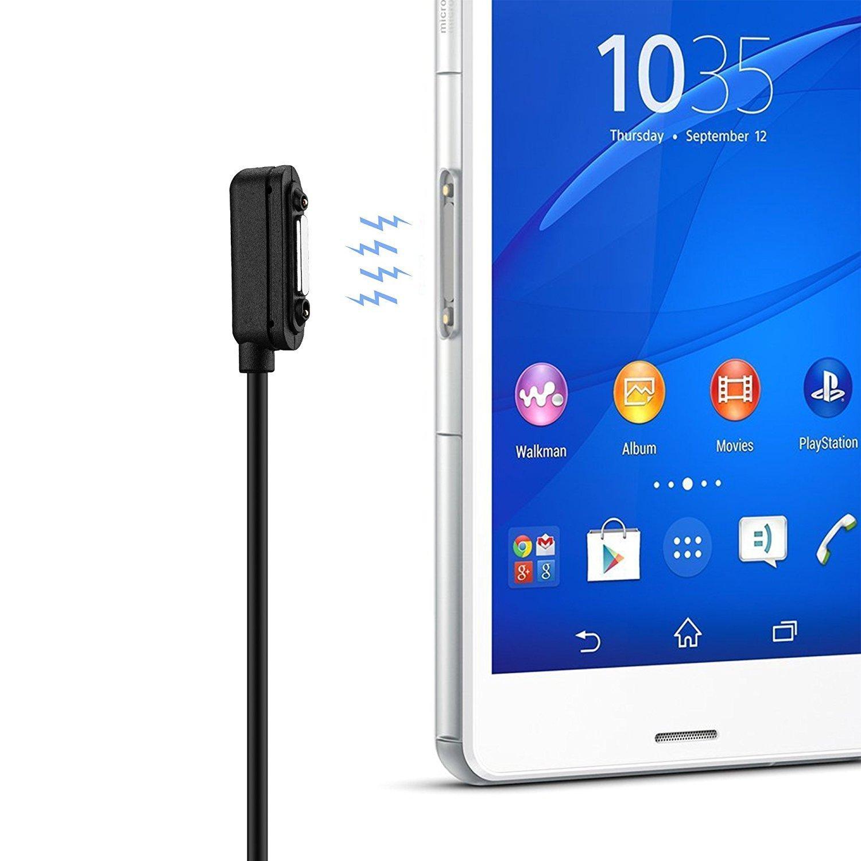 OKCS Magnet Ladekabel USB Sony Xperia Z1 Z1 pact Amazon puter & Zubehör