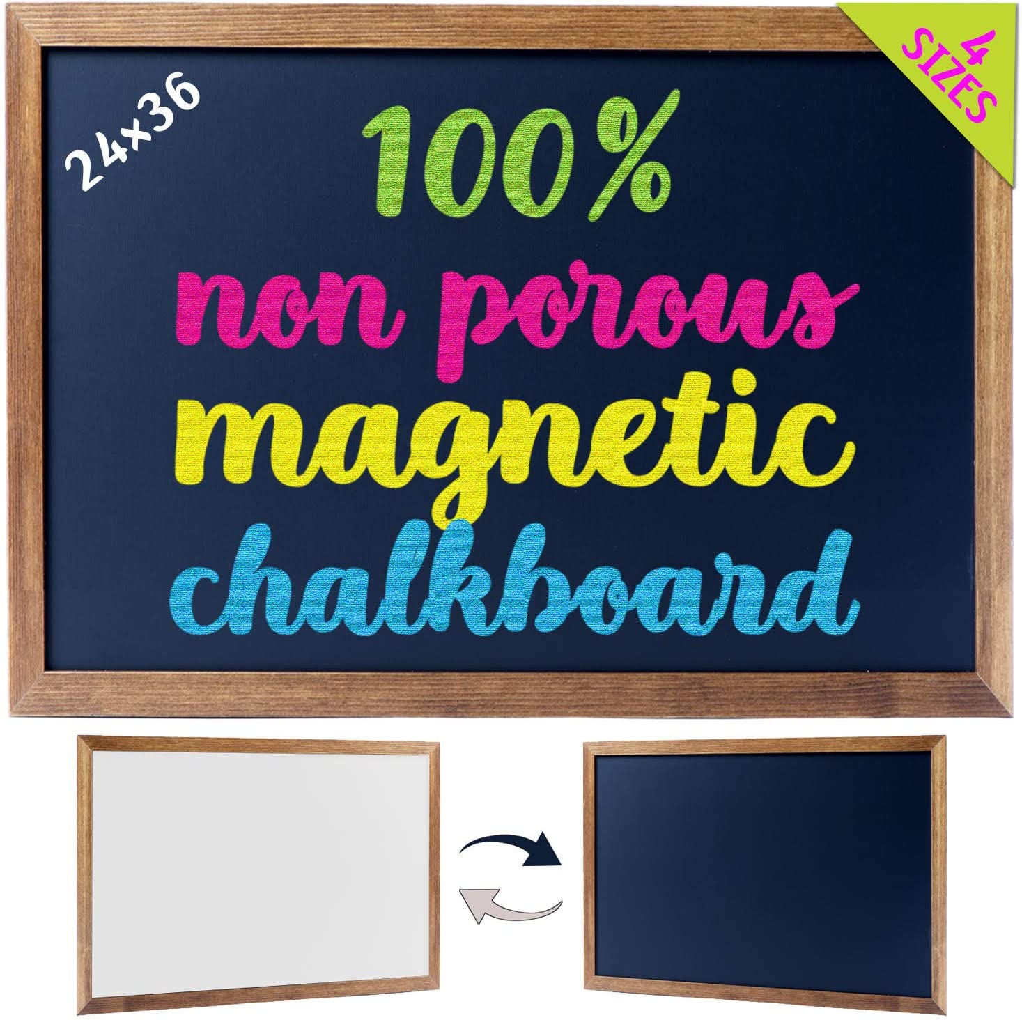 Cards Measure 5.75 x 4.1 Proms Events 100 Office Supplies Chalk Boards Perfect for Weddings Set of 100 Chalkboard Signs and 10 Chalk Markers! Organization and More!`