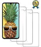 【3枚入り】Xiaomi Mi 9 ガラスフィルム 強化ガラス 液晶保護フィルム 硬度9H Xiaomi Mi 9 全面保護フィルム/高透過率/指紋防止/自動吸着/気泡ゼロ/貼り付け簡単/xiaomi mi9 保護フィルム