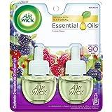 Air Wick Air Wick Aromatizante De Ambiente Continuo Refill Frutos Rojos, color, 2 count, pack of/paquete de