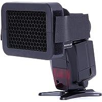 """Movo Griglia a nido d'ape Photo SG18 .32cm (1/8"""") per flash - accessorio montabile per effetti di luce"""