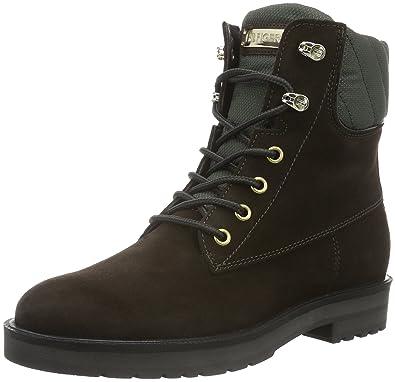 ce41588c8 Tommy Hilfiger Women s W1285EST 8B Ankle Boots