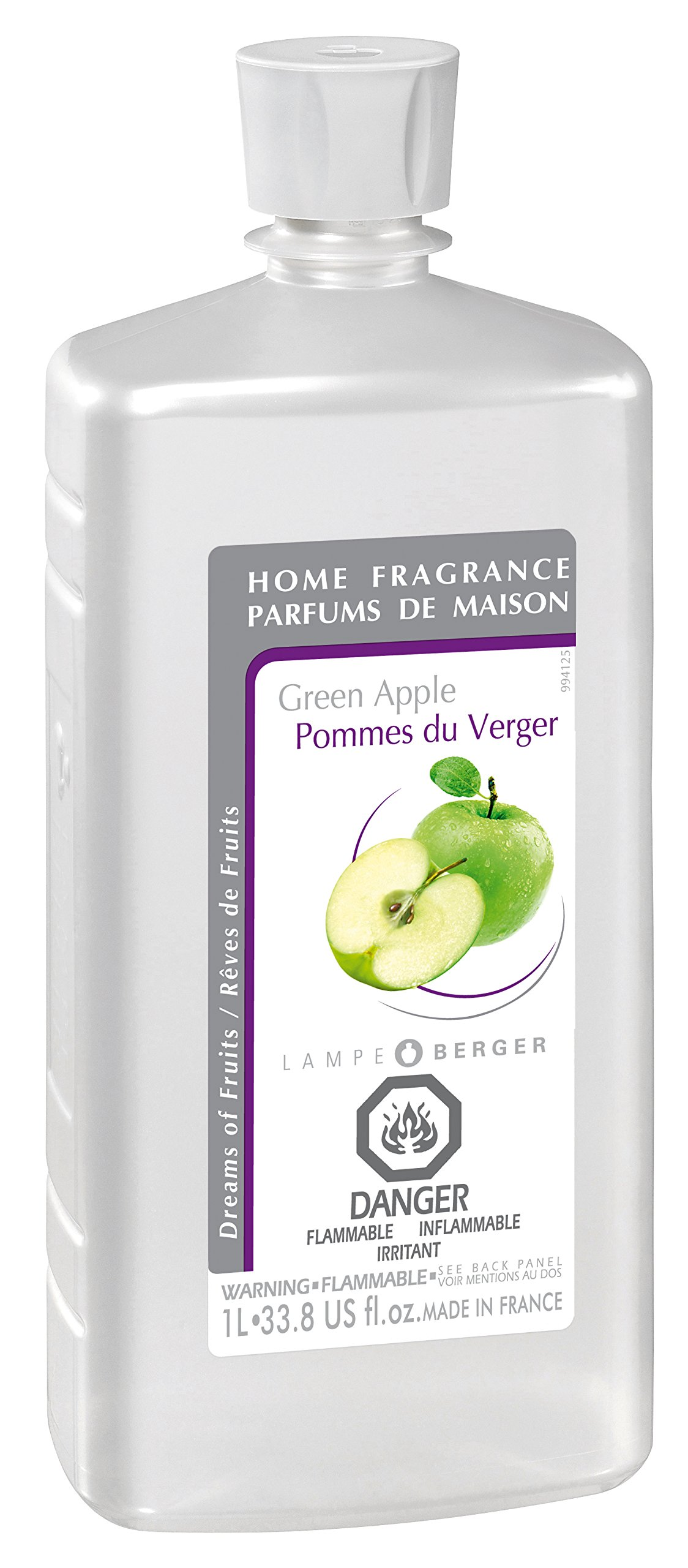 Lampe Berger Fragrance, 33.8 Fluid Ounce, Green Apple