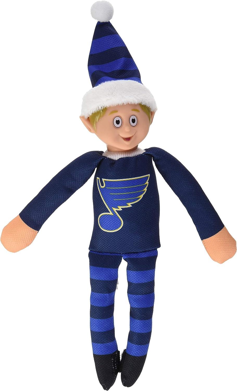 St Louis Blues Team Elf