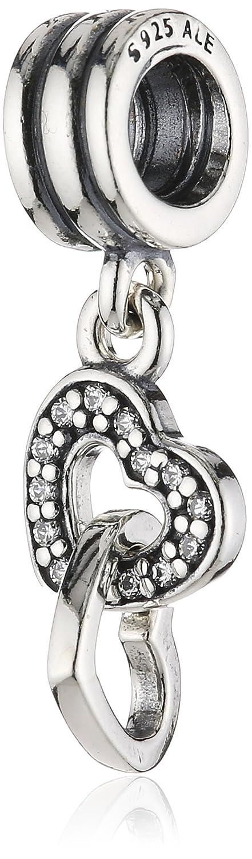 d84d0c7a0 Pandora Women's 925 Sterling Silver Bead: PANDORA: Amazon.co.uk: Jewellery. pandora  charms uk amazon