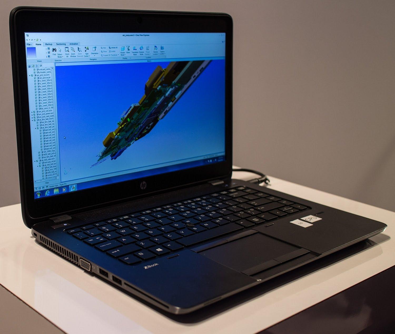 Notebook Workstation 17.3 HP ZBook 17 i7 - 4800 MQ 4 GB SSD 512 GB Full.HD Marco garantía a + +: Amazon.es: Informática
