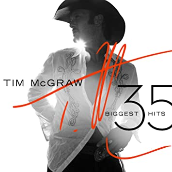 tim mcgraw 35 biggest hits 2cd amazon com music