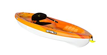 Pelican Kayak Sentinel 100X Inflatable Raft Fade Red Yellow White
