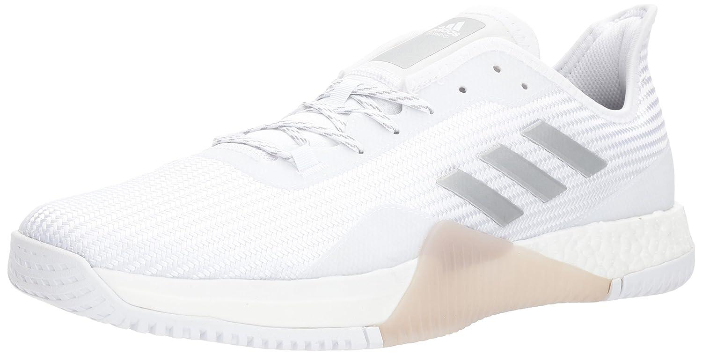 adidas Men's Crazytrain Elite M Cross Trainer B01MU2VZU5 8.5 D(M) US White/Metallic Silver/Black
