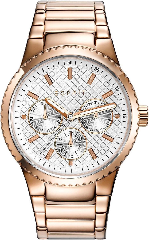 Esprit ES-Beckie ES108642003 Reloj de Pulsera para mujeres Momento Estelar de Diseño