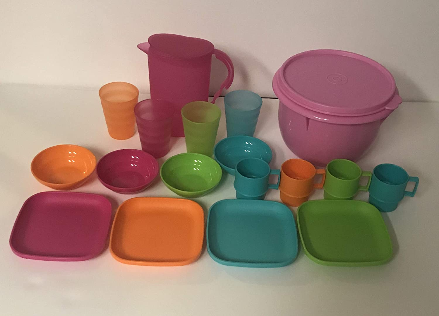 Tupperware Mini Party Play Set for Kids