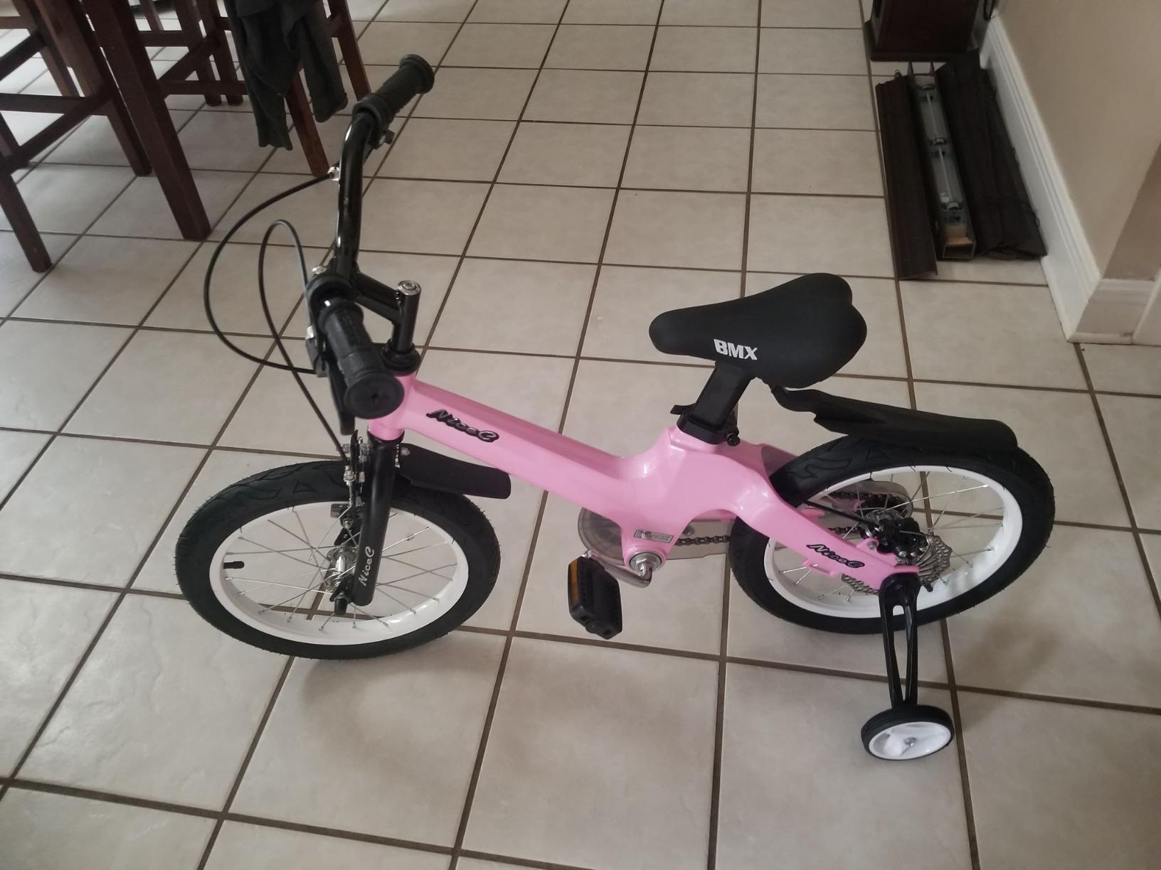"Nice C BMX Bike, Mountain Bike, 20"" Cycle Bicycle with Dual Disc Brakes photo review"