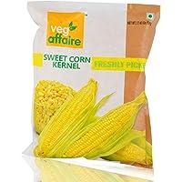 Veg Affaire Sweet Corn Kernel - Frozen, 500g Pouch