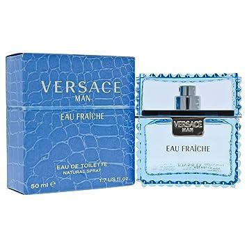 Amazoncom Man Eau Fraiche By Versace Eau De Toilette Spray 17